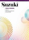 Suzuki Viola School, Vol 4: Piano Acc.