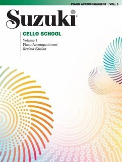 Suzuki Cello School, Piano Accompaniment - Suzuki, Shinichi