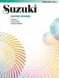 Suzuki Guitar School, Guitar Part