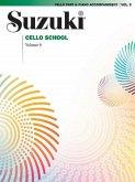 Suzuki Cello School, Vol 9: Cello Part (Includes Piano Acc.)