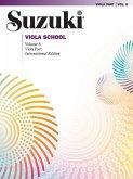Suzuki Viola School, Vol 8: Viola Part