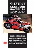 Suzuki Gsx1300r Hayabusa 1999-2007