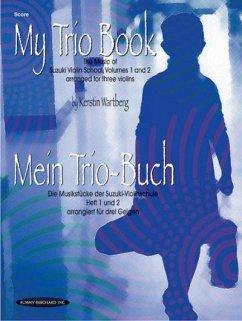 My Trio Book (Mein Trio-Buch) (Suzuki Violin Vo...