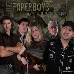 Live In Studio (180 Gramm) - Paperboys,The