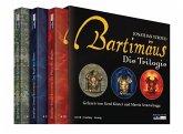 Die Bartimäus-Trilogie, 18 Audio-CDs
