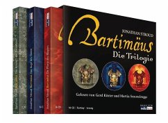 Die Bartimäus-Trilogie, 18 Audio-CDs - Stroud, Jonathan