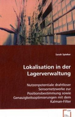 Lokalisation in der Lagerverwaltung - Spieker, Sarah