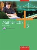 Mathematik 9. Grundkurs. Schülerband. Gesamtschule. Nordrhein-Westfalen, Niedersachsen, Schleswig-Holstein, Hamburg
