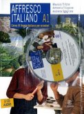 Lehrbuch, Livello A1, m. 2 Audio-CDs / Affresco Italiano