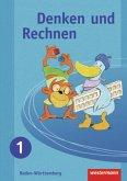 Denken und Rechnen 1. Schülerband. Grundschule. Baden-Württemberg