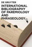 International Bibliography of Paremiology and Phraseology