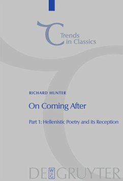 On Coming After - Hunter, Richard