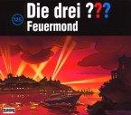 Feuermond / Die drei Fragezeichen - Hörbuch Bd.125 (3 Audio-CDs)