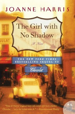 The Girl with No Shadow - Harris, Joanne
