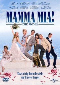 Mamma Mia!, DVD - Meryl Streep,Amanda Seyfried,Pierce Brosnan