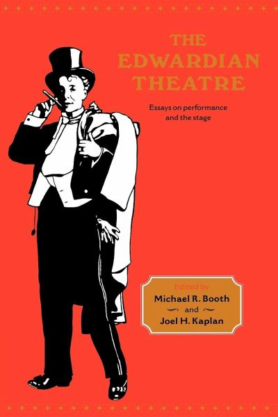 the edwardian theatre essays on performance and the stage Scholarly work on the impact of an active audience on theatrical and dance  performance  audience participation: essays on inclusion in performance  serves as a  the challenge of participation audiences at living stage theatre  company  the occult of personality initiating the audience into the edwardian  mysteries.