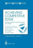 Achieving Competitive Edge