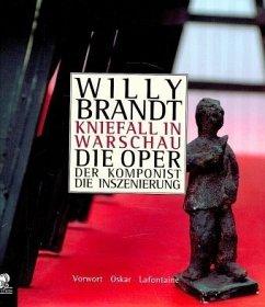 Willy Brandt, Kniefall in Warschau