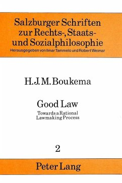 Good Law - Boukema, H. J. M.