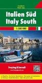 Freytag & Berndt Autokarte Italien Süd, Maßstab 1:500.000; Italy South. Italia meridionale. Italie du Sud. Italia del Su