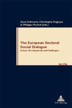 The European Sectoral Social Dialogue