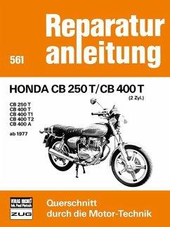 Honda CB 250 T / CB 400 T
