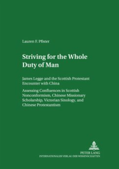 Striving for 'The Whole Duty of Man' - Pfister, Lauren