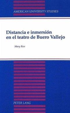 Distancia e inmersión en el teatro de Buero Vallejo - Rice, Mary