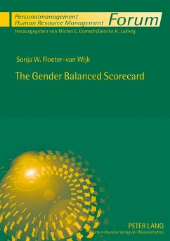 The Gender Balanced Scorecard - Floeter-van Wijk, Sonja
