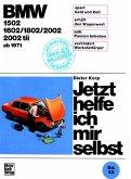 BMW 1502/1602/1802/2002/2002 tii ab 1971