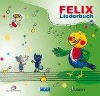 Felix Liederbuch, m. Audio-CD