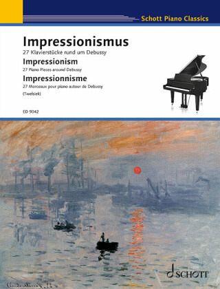 Spielzeug Rund Um Den Neuen Superhelden: Impressionismus, Für Klavier