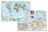 Stiefel Schweiz und Europa in der Welt; Stiefel Staaten der Erde, DUO-Schreibunterlage