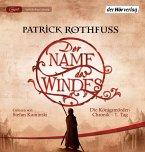 Der Name des Windes, 4 MP3-CD
