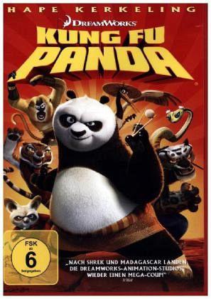 Kung Fu Panda (Einzel-DVD)