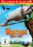 Horton hört ein Hu!, 1 DVD-Video, deutsche, englische u. spanische Version