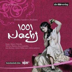 Tausendundeine Nacht, 10 Audio-CDs - Sanders-Brahms, Helma