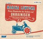 Kurze Geschichte des Traktors auf Ukrainisch, Audio-CD