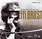 Effi Briest, 4 Audio-CDs