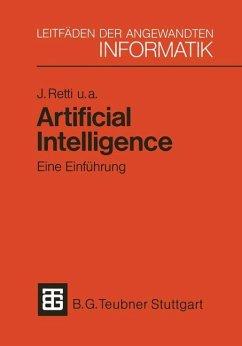 Artificial Intelligence - Eine Einführung