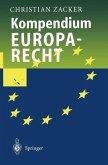 Kompendium Europarecht