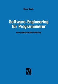 Software-Engineering für Programmierer