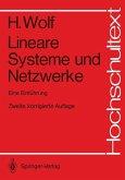 Lineare Systeme und Netzwerke
