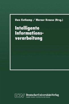 Intelligente Informationsverarbeitung