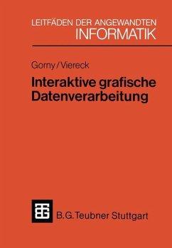Interaktive grafische Datenverarbeitung