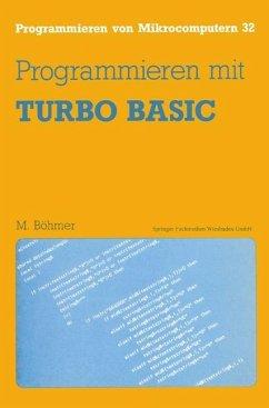Programmieren mit TURBO BASIC
