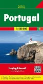 Freytag Berndt Autokarte Portugal; Portogallo