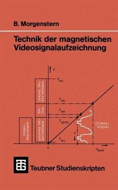 Technik der magnetischen Videosignalaufzeichnung