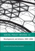 Social Policy Review 14: Developments and Debates: 2001-2002
