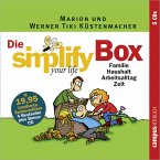 Die Simplify your life Box, 5 Audio-CDs